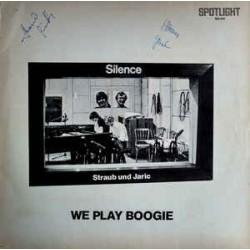 Straub Und Jaric – We Play Boogie|1979     Spotlight– 900.001