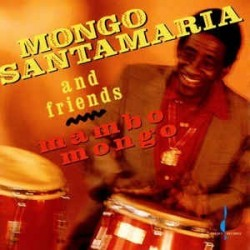 Mongo Santamaria And Friends ‎– Mambo Mongo|1993    Chesky Records ‎– JR100