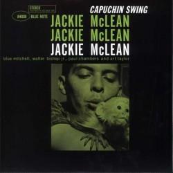 McLean Jackie – Capuchin Swing|2008    Analogue Productions – AP-84038-2 LP-45 RPM