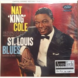 Cole Nat 'King'  – St. Louis Blues|2010     Analogue Productions – AAPP 993-45