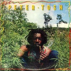 Tosh Peter – Legalize It 1976 CBS 32202