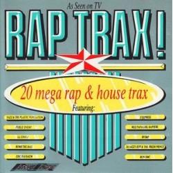Various – Rap Trax!|1988 SMR 859