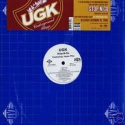 UGK ‎– Stop-N-Go / The Game Belongs To Me|2006  88697-02630-1 Promo Maxi Single