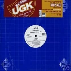 UGK – Stop-N-Go / The Game Belongs To Me|2006  88697-02630-1 Promo Maxi Single