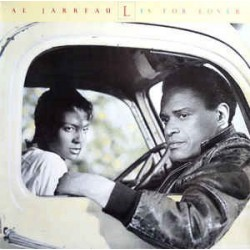 Jarreau Al ‎– L Is For Lover|1986 WEA ‎– 253 080-1