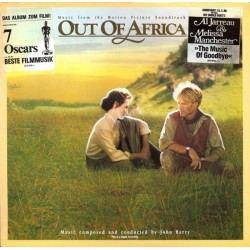 Out Of Africa (Music From The Motion Picture Soundtrack)-John Barry |1986 MCA Records ‎– 252 945-1