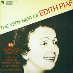 Piaf ‎Edith – The Very Best Of|1988 Балкантон ‎– BTA 12338