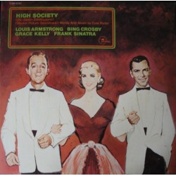 Various ‎– High Society (Motion Picture Soundtrack)|Capitol Records ‎– 1C 048-50 714
