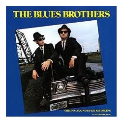 Blues Brothers ‎The – The Blues Brothers|1980 Atlantic ‎– ATL 50 715