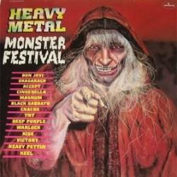 Various – Heavy Metal Monster Festival|1987     Mercury – 14 004 6