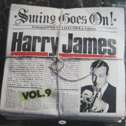 James Harry – Swing Goes On! Vol. 9|EMI Electrola – 1 C 054-52 718