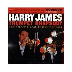 James Harry and his Orchestra – Trumpet Rhapsody And Other Great Instrumentals|1959 Harmony– HL 7162