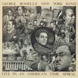 Russell's George New York Band – Live In An American Time Spiral|1983 Soul Note – SN 1049