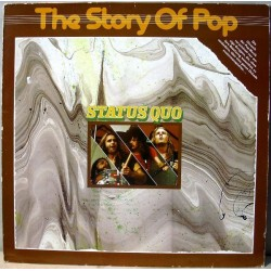Status Quo – The Story Of Pop|1977 Pye Records – 28 640 ET