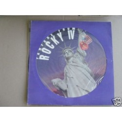 First Patrol – Fanfare From Rocky IV|1986    RR 12025 P-Picture Disc