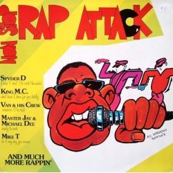 Various – Non Stop Rap Attack|1986     Streetheat – STH 5003