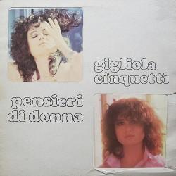 Cinquetti Gigliola – Pensieri Di Donna|1978 CBS – 83405