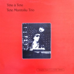 Montoliu Tete Trio – Tete À Tete|1976 SteepleChase – SCS-1054