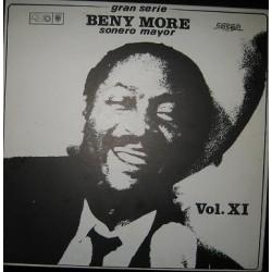 More Beny – Gran Serie Sonero Mayor Vol. XI|1982 Areito – LD-4064
