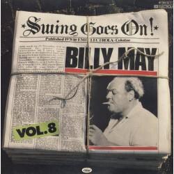 May Billy – Swing Goes On Vol.8! - |1978 EMI Electrola – 1C 054-52 717