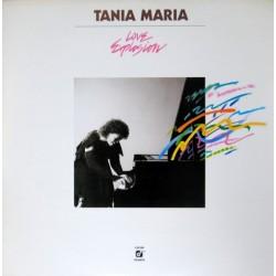Tania Maria – Love Explosion 1984 Concord Jazz Picante – CJP-230