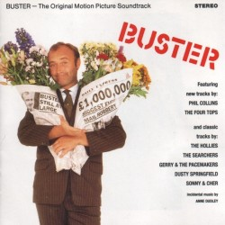 Various ‎– Buster - Original Motion Picture Soundtrack|1988     WEA ‎– 255 918-1