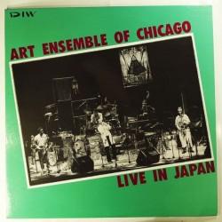 Art Ensemble Of Chicago* – Live In Japan|1985 DIW – DIW-8005
