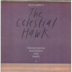 Jarrett Keith – The Celestial Hawk - For Orchestra, Percussion And Piano 1980    ECM 1175