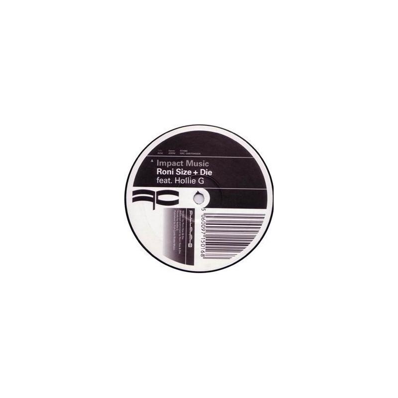 Size Roni + Die – Impact Music / Flip Da Script|2005 FCY080 Maxi Single