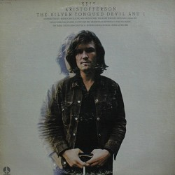 Kristofferson Kris – The Silver Tongued Devil And I|1971 Monument MNT 64636