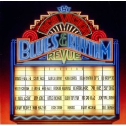 Various ‎– The RCA Victor Blues & Rhythm Revue|1987 RCA Victor ‎– PL86279