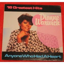 Warwick ‎Dionne – 16 Greatest Hits|Black Tulip ‎– 2236235