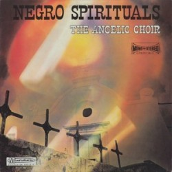 Angelic Choir ‎The – Negro Spirituals|musidisc ‎– 30 CV 968