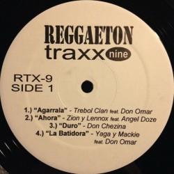 Various – Reggaeton Traxx Nine|RTX-9 Maxi Single