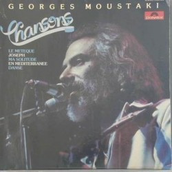 Moustaki ‎Georges– Chansons|Polydor ‎– 2459 323