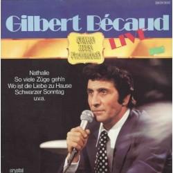Bécaud Gilbert – Live|Crystal – 028 CRY 28 031