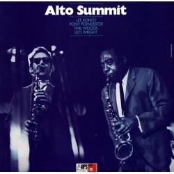 Konitz Lee / Pony Poindexter / Phil Woods / Leo Wright – Alto Summit|MPS Records -BASF – 21 20675-0