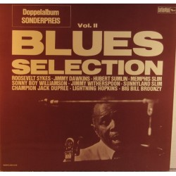Various ‎– Blues Selection Vol II|1976 Bellaphon Records ‎– BBS 2503