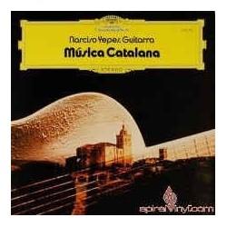 Yepes Narciso – Música Catalana|1972    Deutsche Grammophon – 2530 273