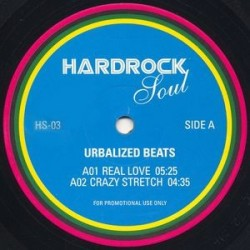 Unknown Artist ‎– Urbalized Beats|2007 Hardrock Soul ‎– HS-03 Maxi Single