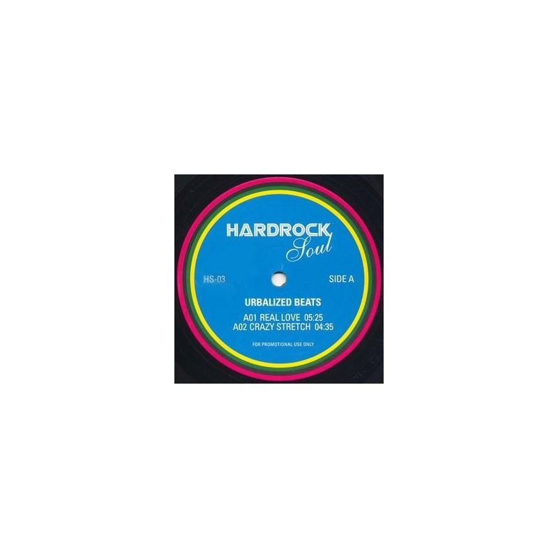Unknown Artist – Urbalized Beats|2007 Hardrock Soul – HS-03 Maxi Single