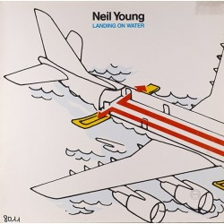Young ‎Neil – Landing On Water |1986 Geffen Records ‎– 924 109-1