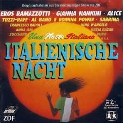 Various – Italienische Nacht - Una Notte Italiana |1988    153536 Club Edition