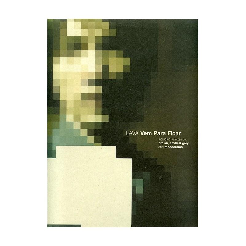 Lava– Vem Para Ficar 2002 Audiopharm – 056-07305 Maxi Single