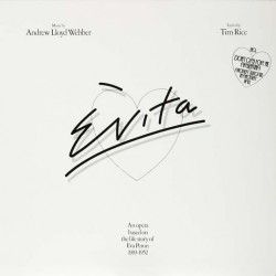 Webber Andrew Lloyd/ Tim Rice ‎– Evita|1976       MCA Records ‎– 300 757