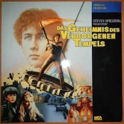 Original Motion Picture Soundtrack)-Das Geheimnis Des Verborgenen Tempels|1986       MCA Records – 252 808-1
