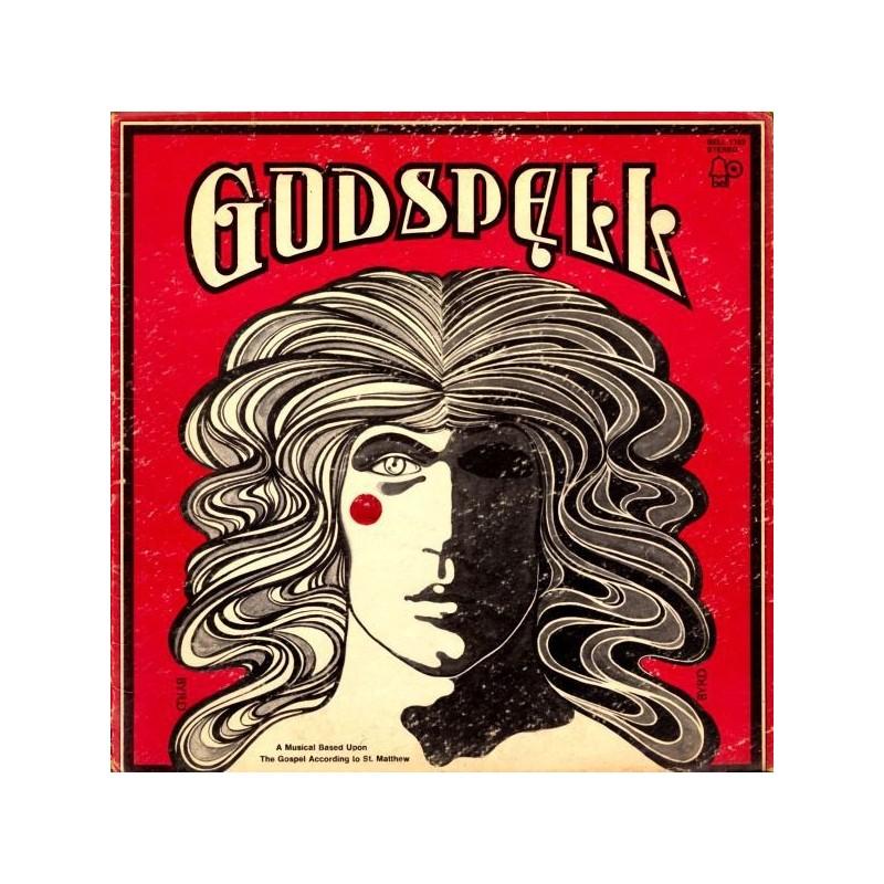 """""""Godspell"""" Original Cast – Godspell 1971     Bell Records – Bell 1102"""