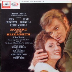 Robert And Elizabeth-Martin Landau Presents ...-Musical ‎|1968 His Master's Voice ‎– CSD 1575