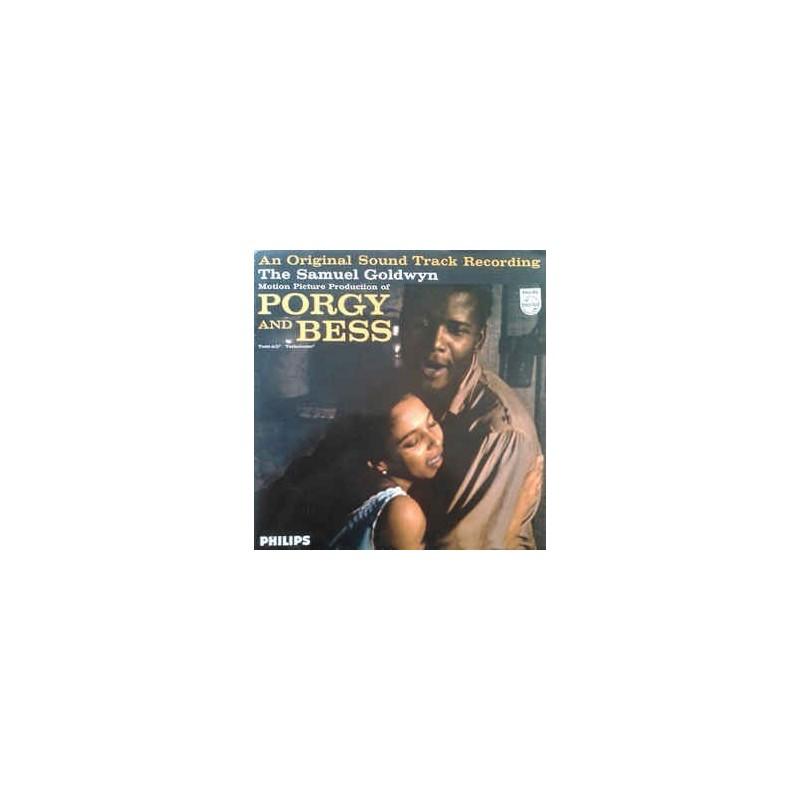 Musical-Samuel Goldwyn – Porgy And Bess Philips – R 07522 L