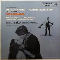 Soundtrack-Alex North – The Rainmaker|1957 RCA Victor – LPM-1434